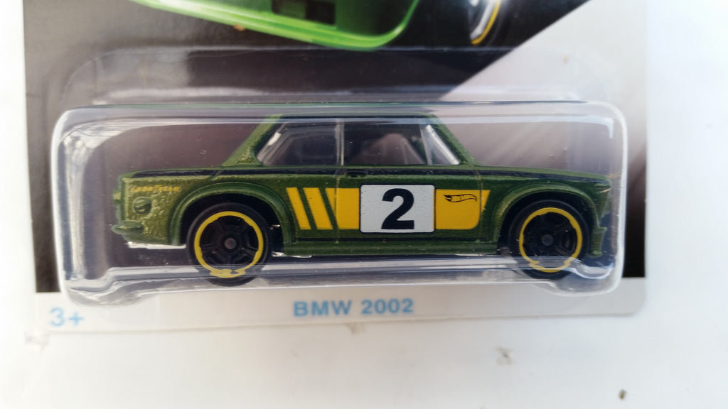 Hot Wheels BMW, BMW 2002