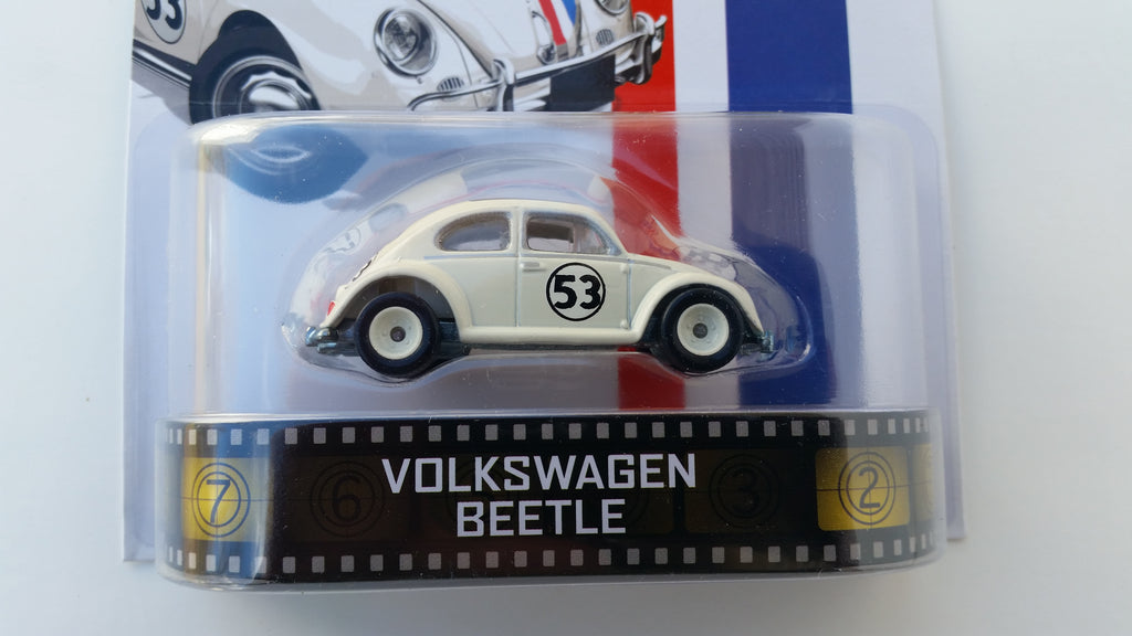 Hot Wheels Retro Entertainment 2013, The Love Bug