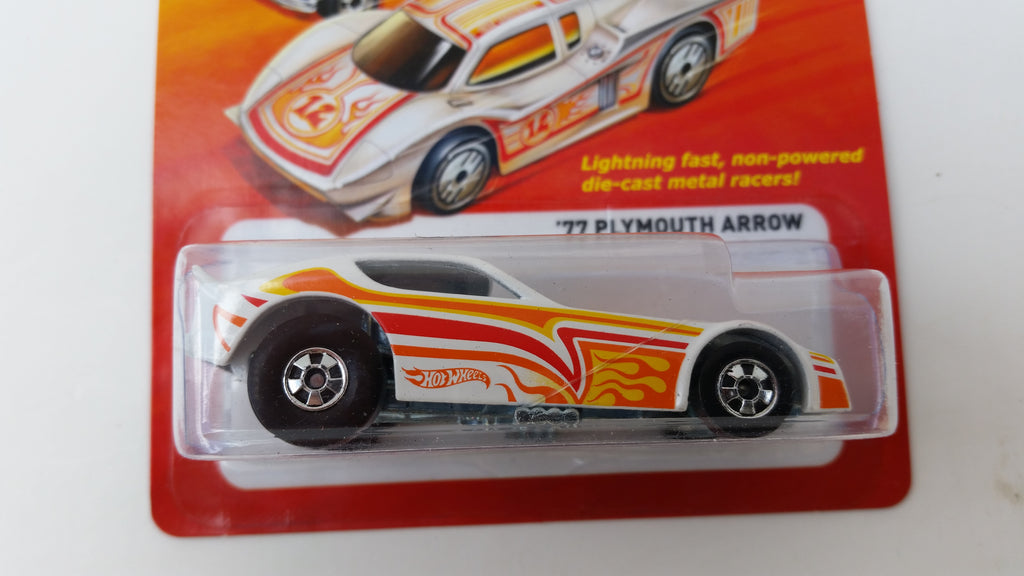 Hot Wheels Hot Ones '77 Plymouth Arrow