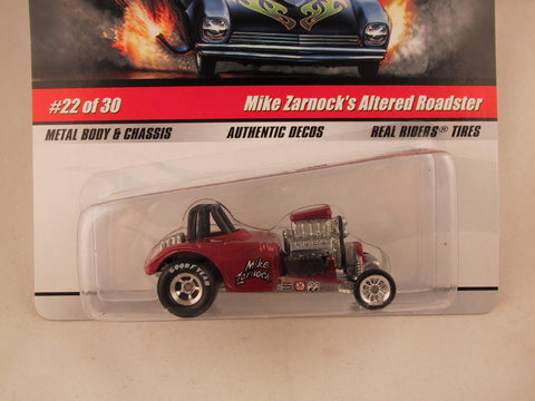 Hot Wheels Drag Strip Demons 2009, Mike Zarnock's Altered Roadster