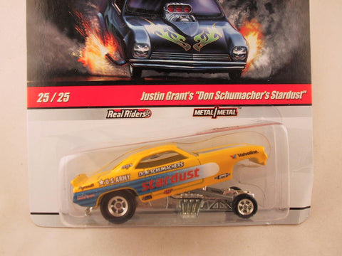 "Hot Wheels Drag Strip Demons 2010, Justin Grant's ""Don Schumacher's Stardust"""