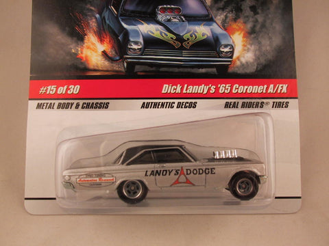 Hot Wheels Drag Strip Demons 2009, Dick Landy's '65 Coronet A/FX