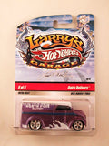 Hot Wheels Larry's Garage 2009, Dairy Delivery, Purple/White, Holiday