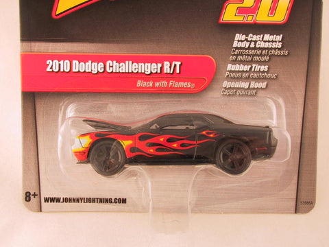 Johnny Lightning 2.0, Release 01, 2010 Dodge Challenger R/T