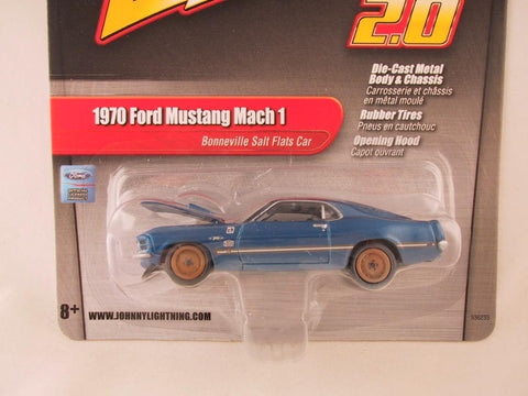 Johnny Lightning 2.0, Release 02, 1970 Ford Mustang Mach 1