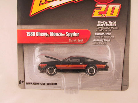 Johnny Lightning 2.0, Release 02, 1980 Chevy Monza Spyder