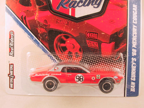 Hot Wheels Vintage Racing, Dan Gurney's '68 Mercury Cougar