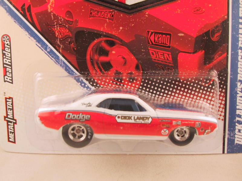 Hot Wheels Vintage Racing, Dick Landy's Dodge Challenger