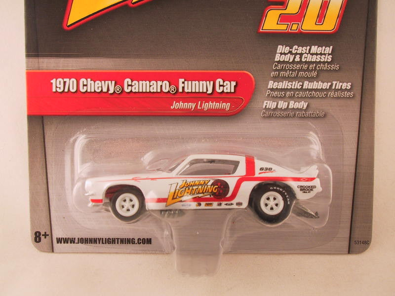 Johnny Lightning 2.0, Release 03, 1970 Chevy Camaro Funny Car