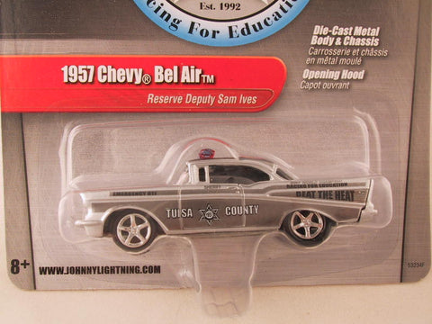Johnny Lightning 2.0, Release 03, 1957 Chevy Bel Air