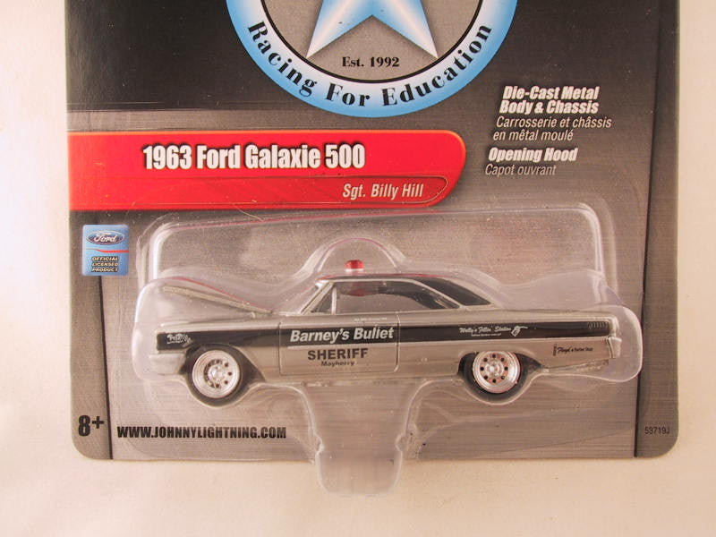 Johnny Lightning 2.0, Release 04, 1963 Ford Galaxie 500