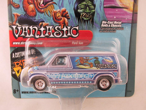 Johnny Lightning 2.0, Release 04, Vantastic