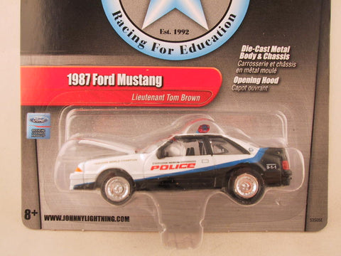 Johnny Lightning 2.0, Release 05, 1987 Ford Mustang