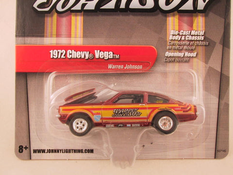 Johnny Lightning 2.0, Release 05, 1972 Chevy Vega