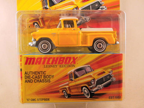 Matchbox Lesney Edition, '57 GMC Stepside