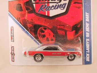 Hot Wheels Vintage Racing, Dick Landy's '68 Hemi Dart