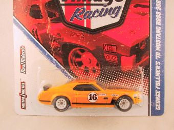 Hot Wheels Vintage Racing, Parneli Jones's '70 Ford Mustang Boss 302