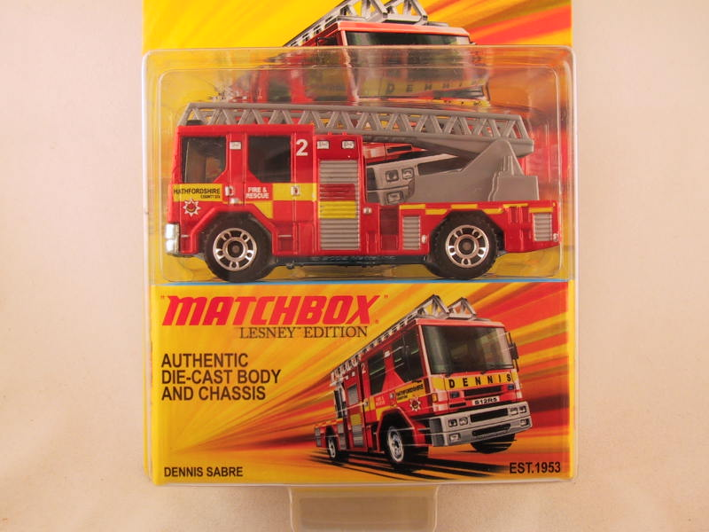 Matchbox Lesney Edition, Dennis Sabre