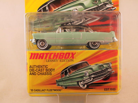 Matchbox Lesney Edition, '55 Cadillac Fleetwood