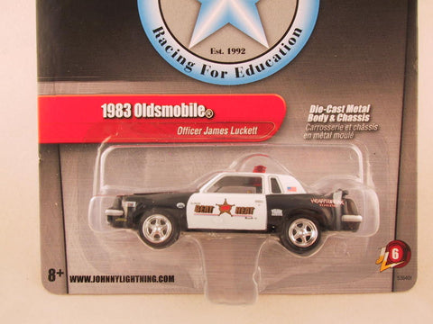 Johnny Lightning 2.0, Release 06, 1983 Oldsmobile