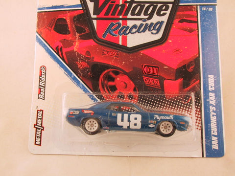 Hot Wheels Vintage Racing, Dan Gurney's AAR 'Cuda