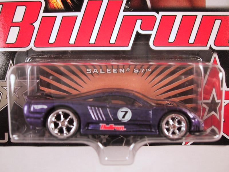 Hot Wheels Bull Run, Saleen S7