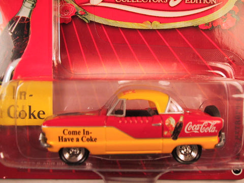 Johnny Lightning Coca Cola Vintage, Nash Metropolitan