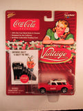 Johnny Lightning Coca Cola Vintage, 1964 Corvette Nomad