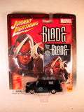 Johnny Lightning Marvel Comic Cars, Release 3, '55 Ford Panel Delivery, Blade