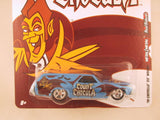 Hot Wheels Nostalgia, General Mills, '70 Chevelle SS Wagon, Count Chocula
