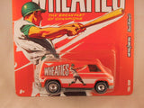 Hot Wheels Nostalgia, General Mills, '70s Van, Wheaties