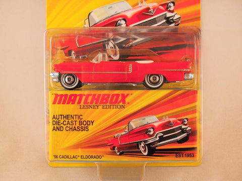 Matchbox Lesney Edition, '57 Lincoln Premiere