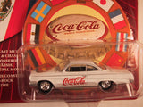 Johnny Lightning Coca Cola International, 1962 Chevy Bel Air