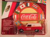 Johnny Lightning Coca Cola International, 1964 Ford Falcon Delivery
