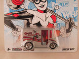 Hot Wheels Nostalgia, DC Comics 2011, Bread Box, Harley Quinn