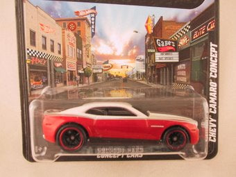 Hot Wheels Boulevard Chevy Camaro Concept