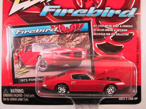 Johnny Lightning Firebirds, Release 2, 1973 Pontiac Firebird Formula SD