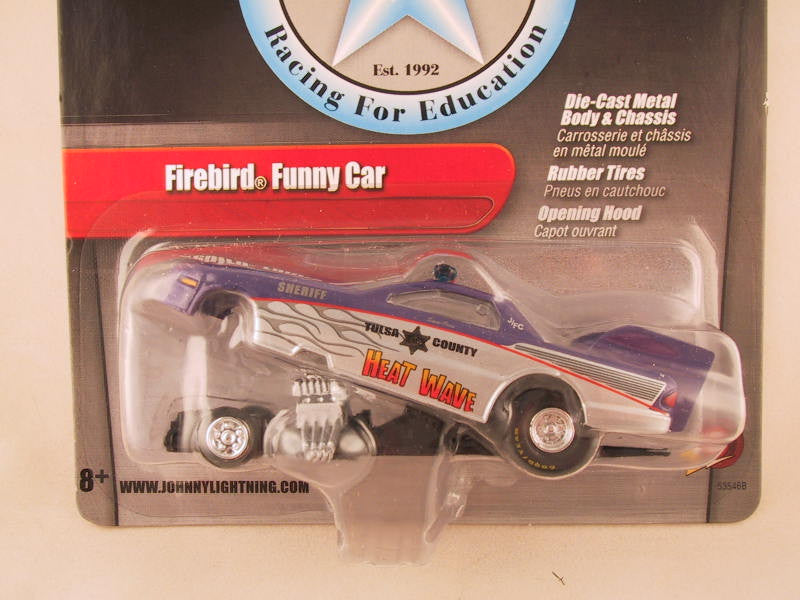 Johnny Lightning 2.0, Release 09, Firebird Funny Car