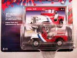 Johnny Lightning Street Freaks, Release 17, Jeep CJ5, American Glory