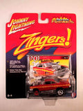 Johnny Lightning Street Freaks, Release 17, '62 Chevy Bel Air, Zingers