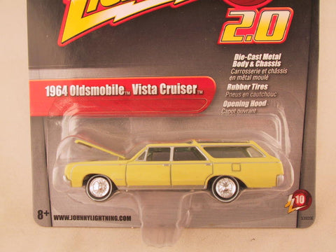 Johnny Lightning 2.0, Release 10, 1964 Oldsmobile Vista Cruiser