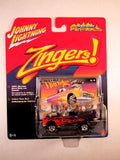 Johnny Lightning Street Freaks, Release 17, '56 Ford Thunderbird, Zingers