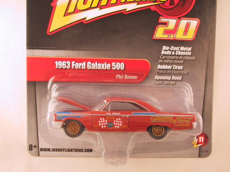 Johnny Lightning 2.0, Release 11, 1963 Ford Galaxie 500