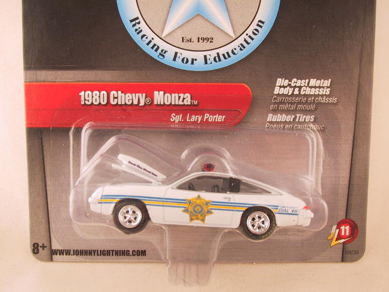 Johnny Lightning 2.0, Release 11, 1980 Chevy Monza