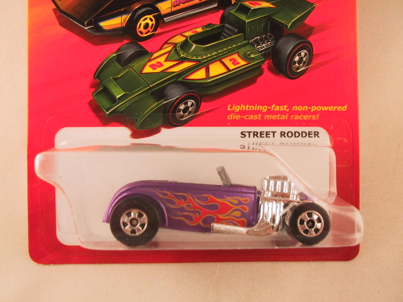 Hot Wheels Hot Ones Street Rodder
