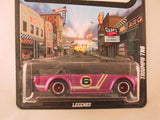 Hot Wheels Boulevard Triumph TR6