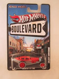 Hot Wheels Boulevard Golden Submarine