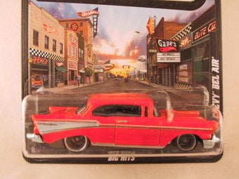Hot Wheels Boulevard '57 Chevy Bel Air