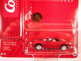 Johnny Lightning Coca Cola with Tin Box 2005, 1998 Chevy Camaro