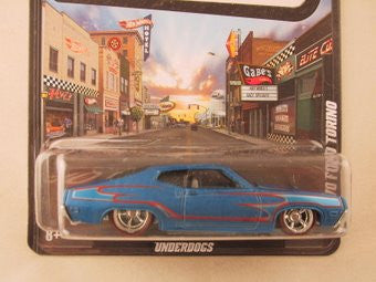 Hot Wheels Boulevard '70 Ford Torino